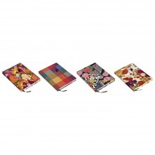 58370 Notebook Vibrant Made With Cotton