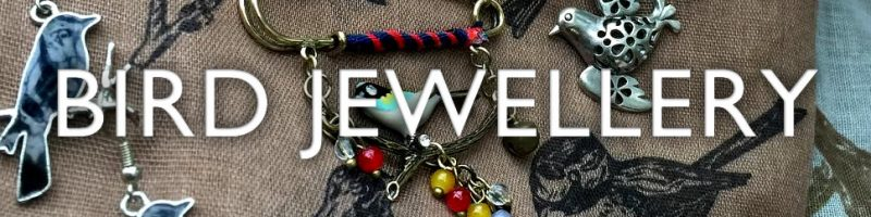 Bird jewellery and accessories - let your sales fly!