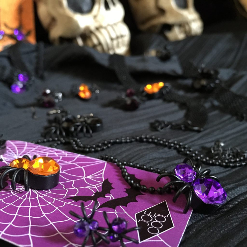 halloween jewellery