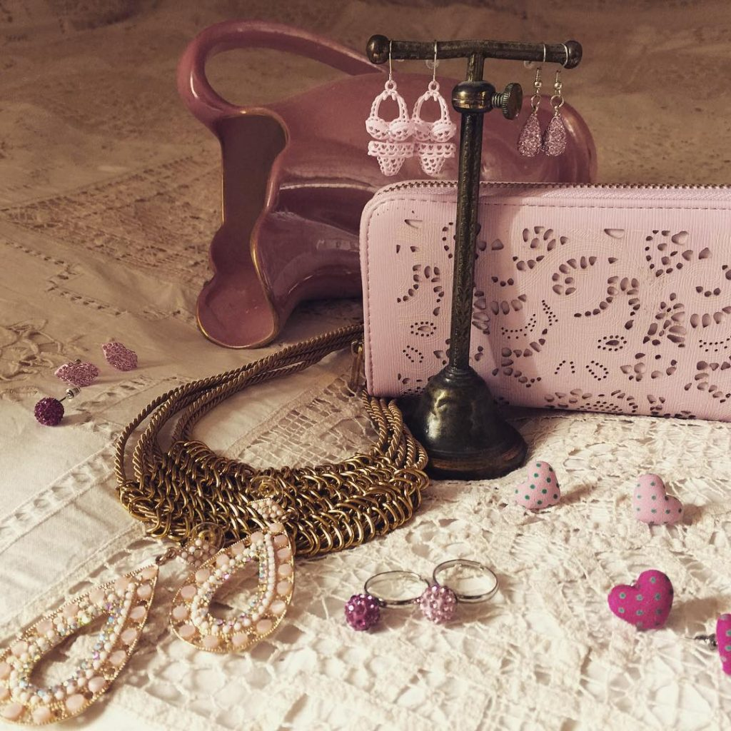 romantic fashion jewellery