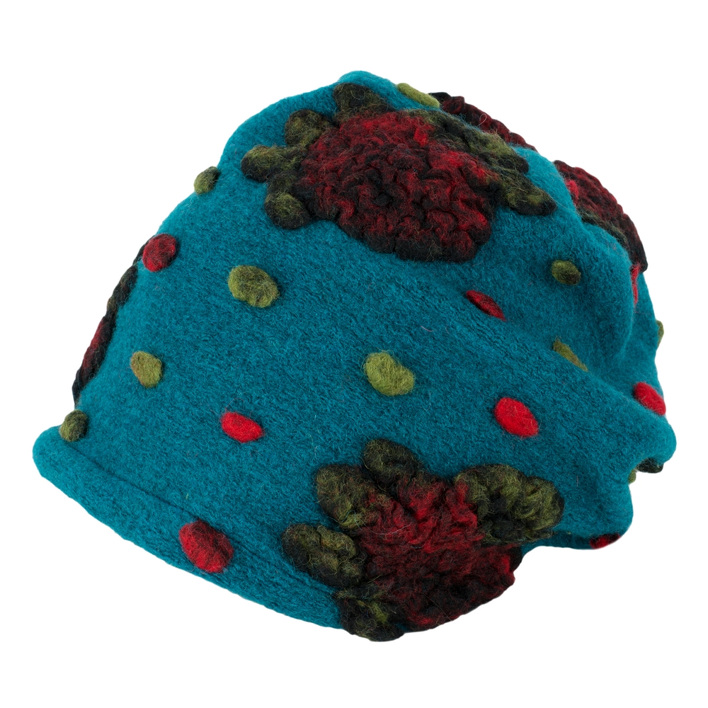 wholesale shop for hat brighton cherry flower made with