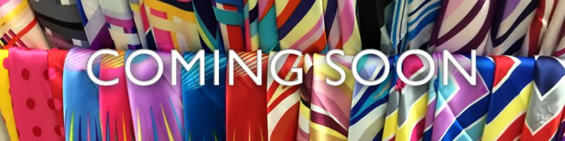 Classic satin square scarves - the latest wholesale fashion accessories and jewellery