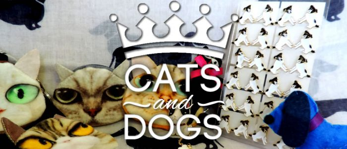 Reigning Cats and Dogs - jewellery & accessories for pet-lovers