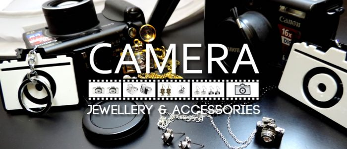 Picture This - camera-themed jewellery & accessories