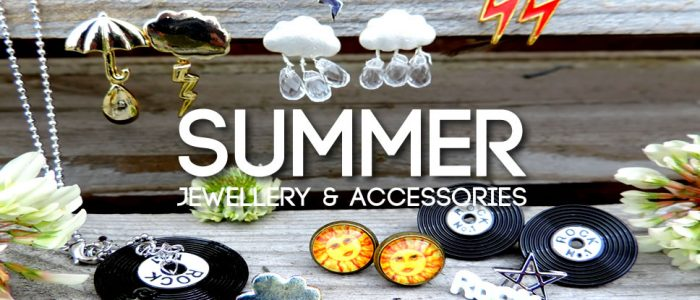 Talking About The Weather - summer jewellery and accessories