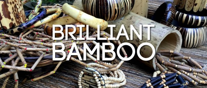 Bamboo you! - brilliant bamboo jewellery and accessories