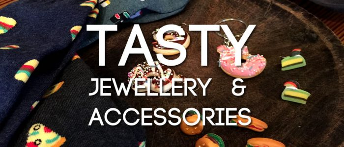 Tasty jewellery and accessories - food for thought