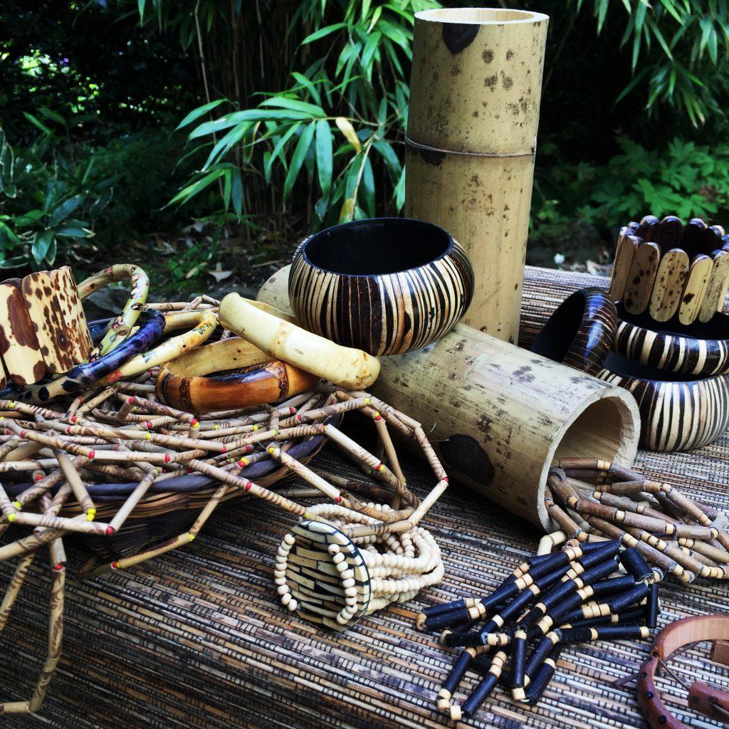 bamboo jewellery