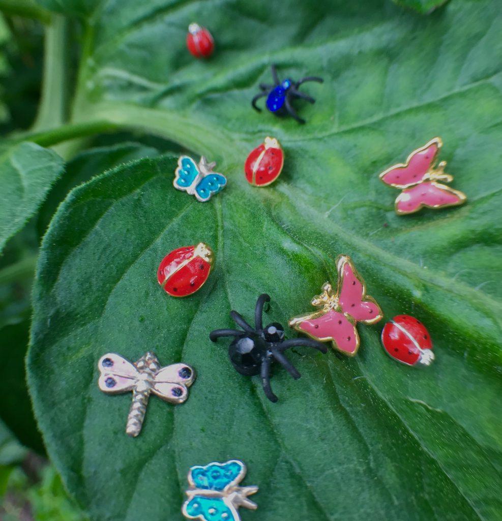 bug jewellery