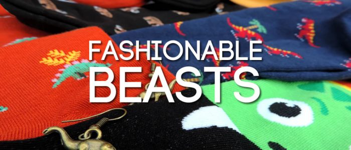 Fashionable Beasts and where to find them!
