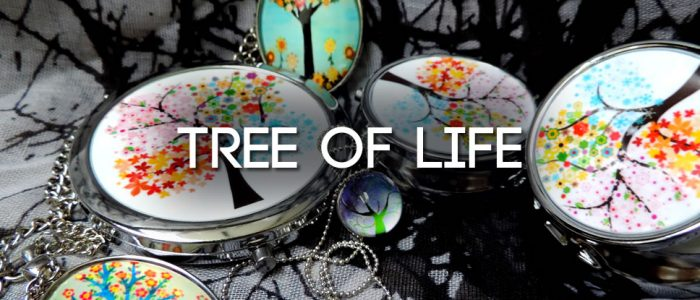 Tree Of Life - jewellery with a philosophical flavour