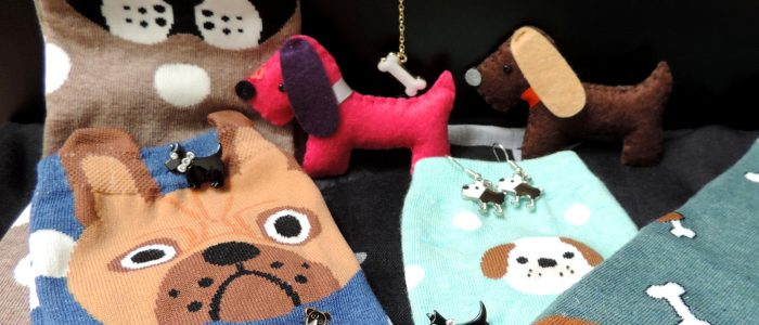The Year of the Dog - Joe Cool jewellery and accessories