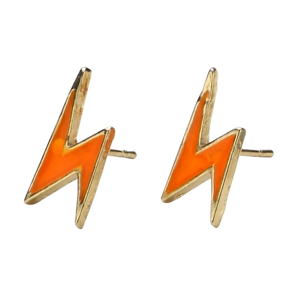 Wholesale Shop For Stud Earring Lightning Bolt Made With