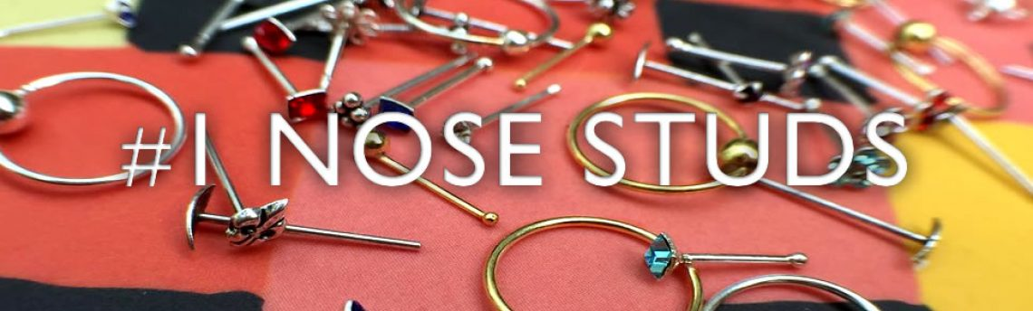 Number 1 wholesale nose-studs