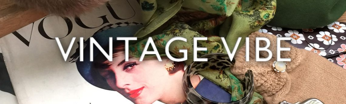 Vintage vibe Autumn accessories with a retro feel