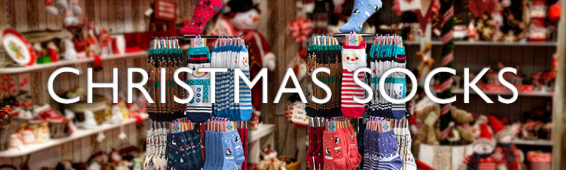 Christmas socks – Seasonal socks with a difference