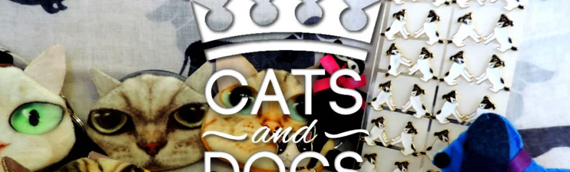 Reigning Cats and Dogs – jewellery & accessories for pet-lovers