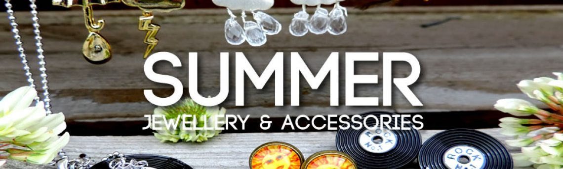 Talking About The Weather – summer jewellery and accessories