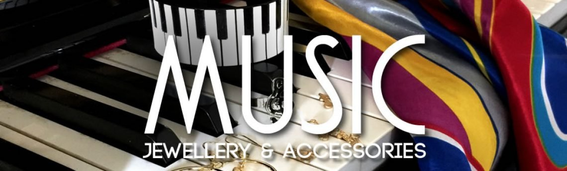 Music themed jewellery – off beat accessories and all that jazz