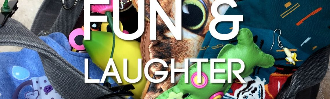 Fun and laughter – humorous fashion is quirky cool