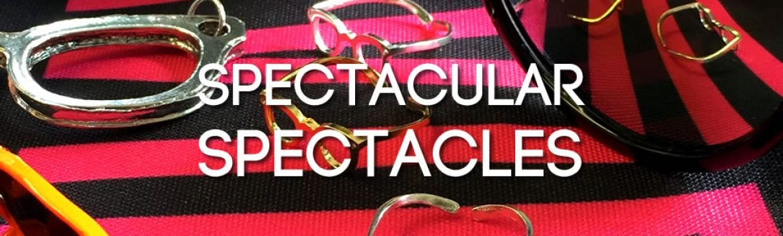 Spectacular spectacles – you'll think you need glasses.