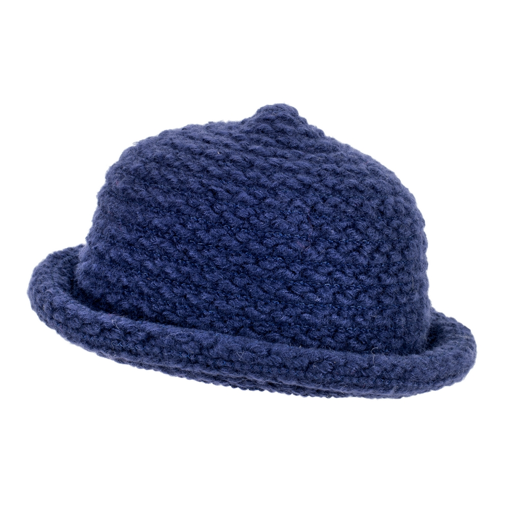 fb38925ff8b Wholesale Shop for Hat Navy Roll Brim Knit Made With Acrylic - JOE COOL