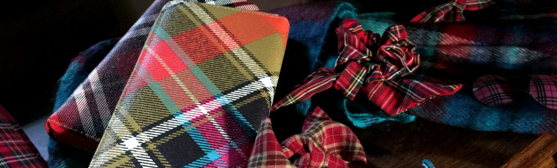 Tartan trending – classic styles for the perfect winter range