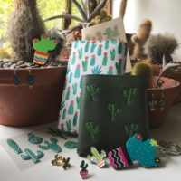 Cacti cool - cactus jewellery and accessories