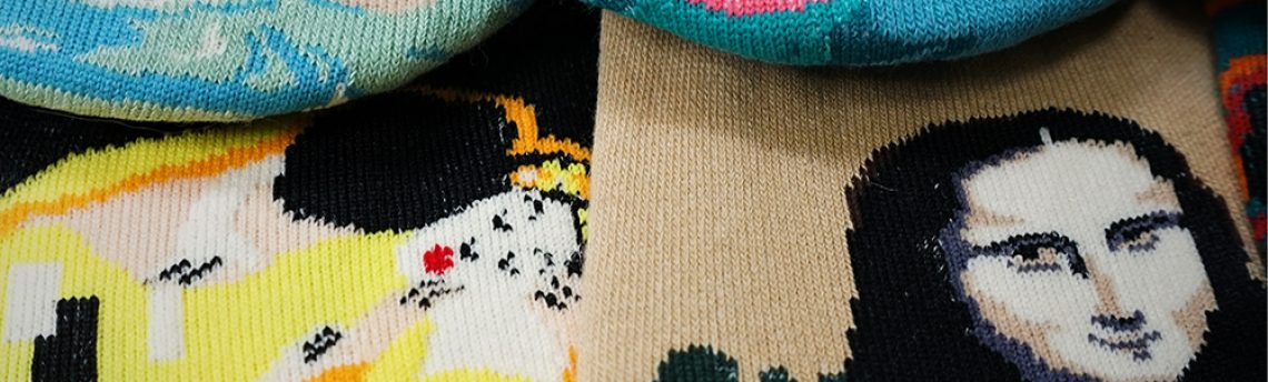 New fake socks now in stock – masterpieces all