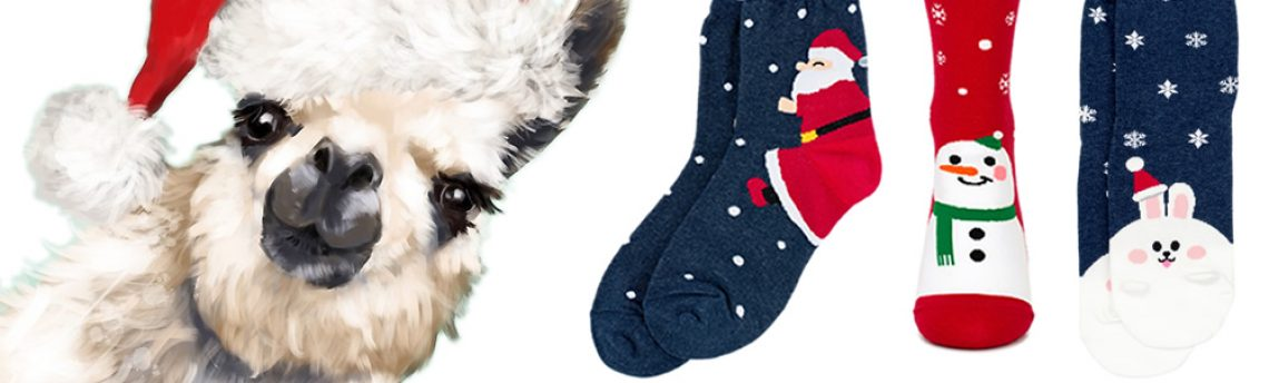 Christmas Socks Special – secure your stock now