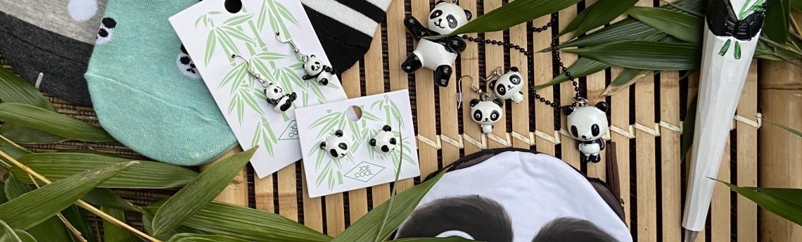 Panda products – The people's most popular bear